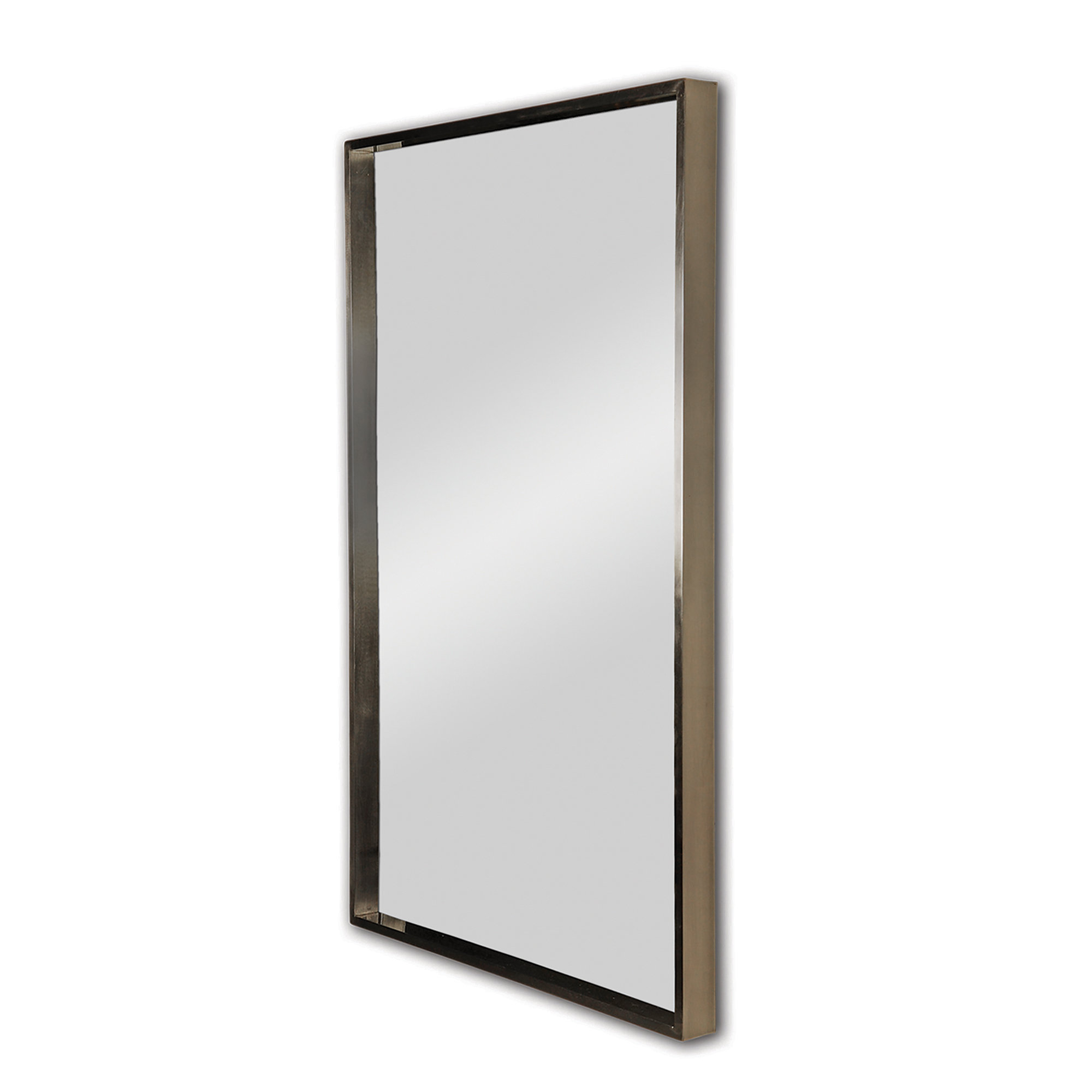 Nesbit Modern & Contemporary Accent Mirror For Modern & Contemporary Beveled Overmantel Mirrors (View 5 of 20)