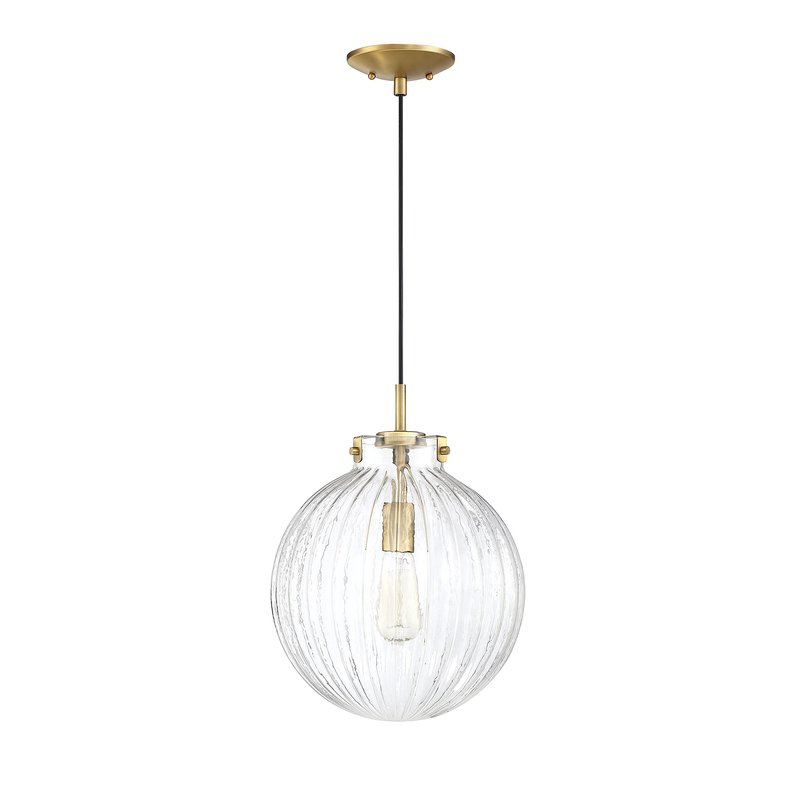 Nevels 1 Light Single Globe Pendant Regarding Poynter 1 Light Single Cylinder Pendants (View 24 of 25)