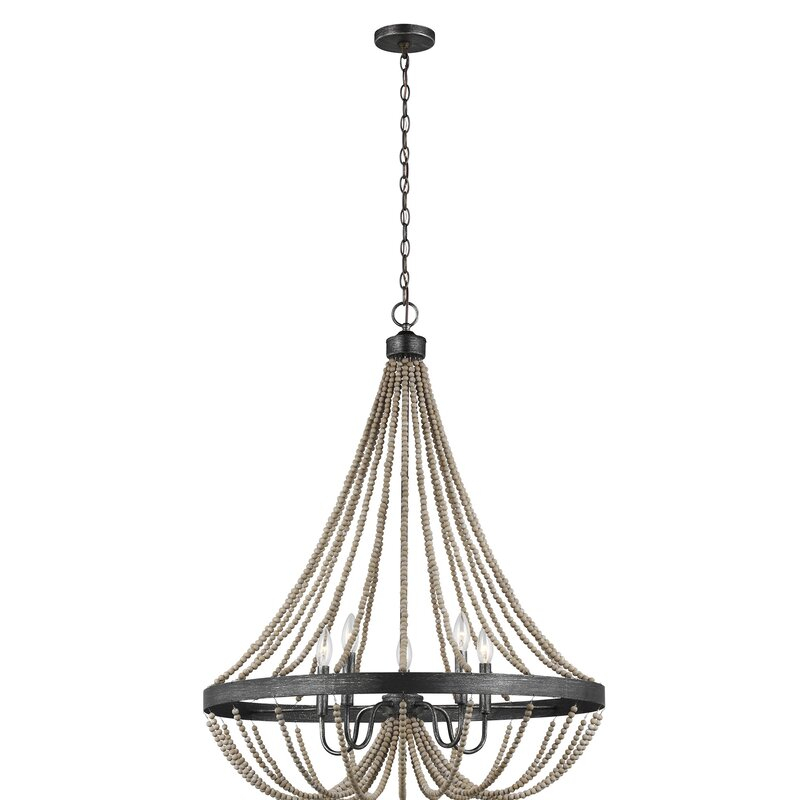 New Braunfels 5 Light Empire Chandelier With Regard To Ladonna 5 Light Novelty Chandeliers (View 5 of 20)
