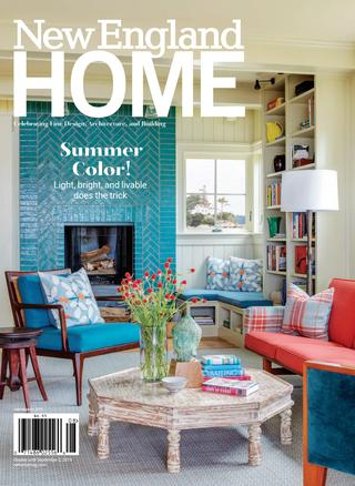 New England Home July – August 2019New England Home For Madison Park Susie Coffee Tables 2 Color Option (View 25 of 25)