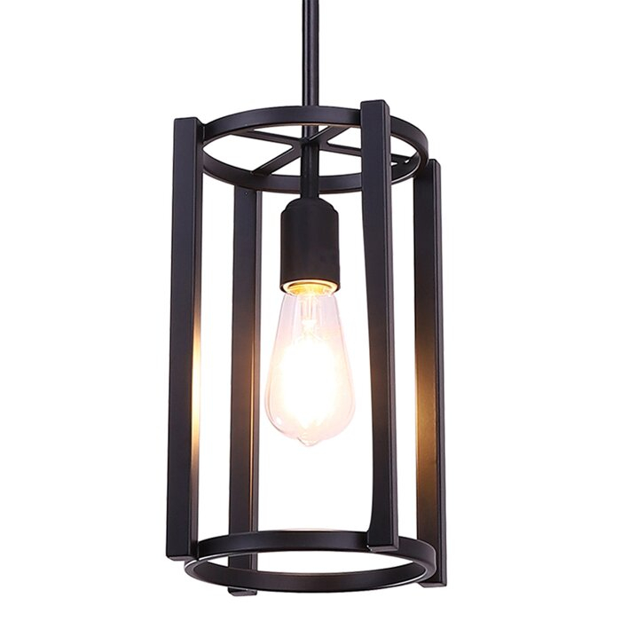 Featured Image of Nolan 1 Light Lantern Chandeliers