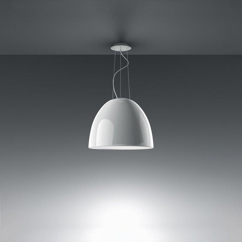 Nur 1 Light Single Dome Pendant Throughout 1 Light Single Dome Pendants (Image 18 of 25)