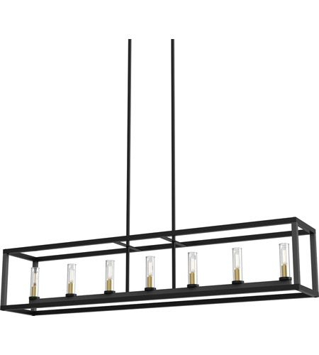 Odie 8 Light Kitchen Island Square / Rectangle Pendant With Odie 8 Light Kitchen Island Square / Rectangle Pendants (View 19 of 25)