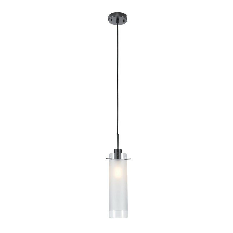 Oldbury 1 Light Single Cylinder Pendant With Regard To Oldbury 1 Light Single Cylinder Pendants (View 2 of 25)