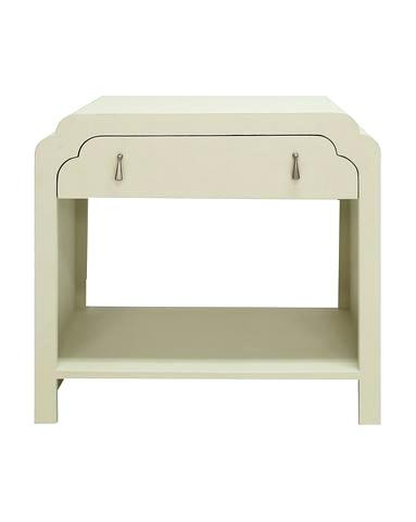 Olivia Mirrored Side Table Nightstands Co Nightstand 30 With Regard To Silver Orchid Olivia Glam Mirrored Round Cocktail Tables (View 24 of 50)