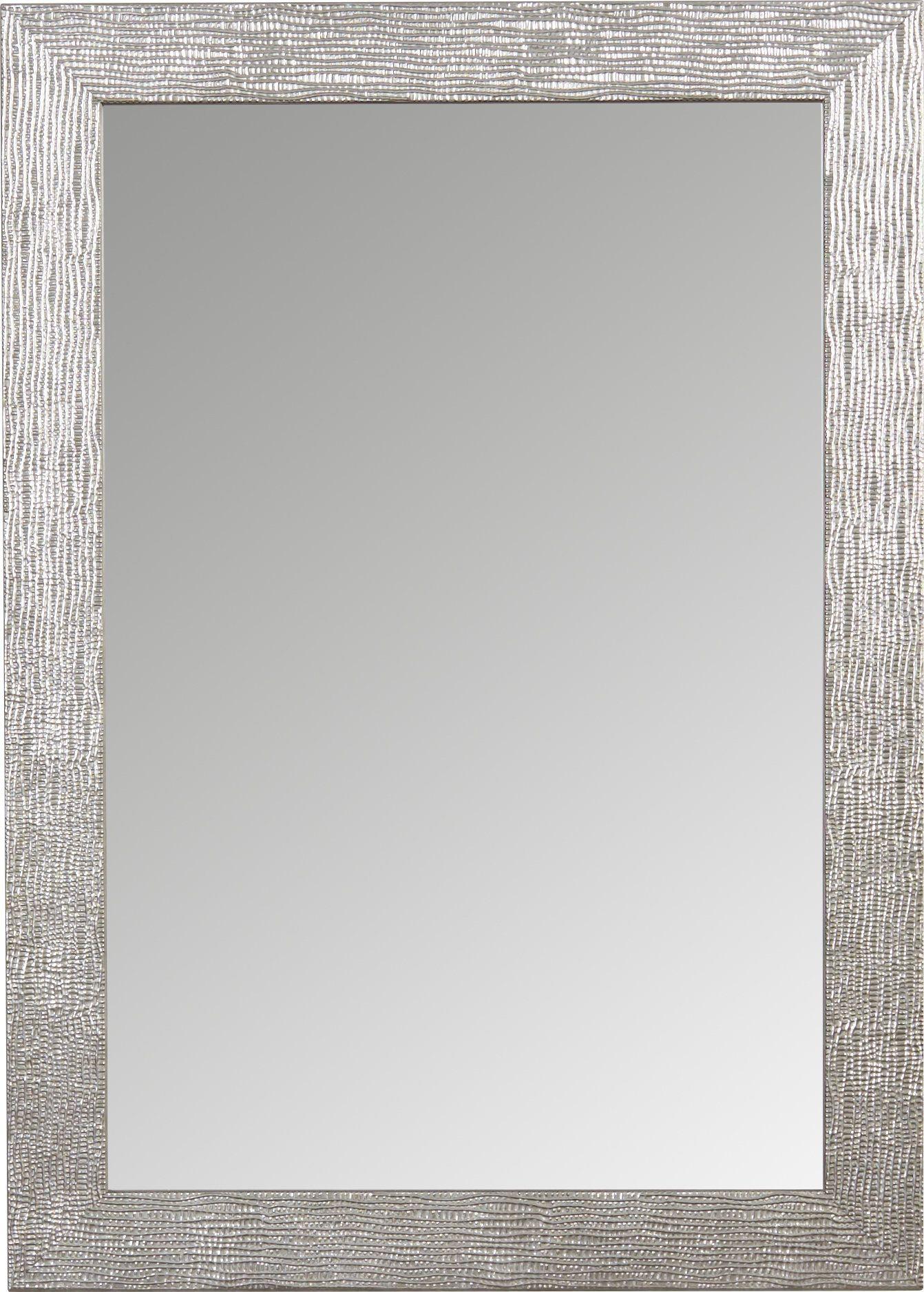 One Allium Way Medallion Accent Mirror In 2019 | Family Room Intended For Medallion Accent Mirrors (Image 16 of 20)