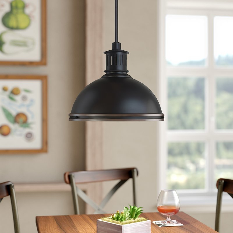 Orchard Hill 3 Light Dome Pendant In Amara 3 Light Dome Pendants (View 11 of 25)