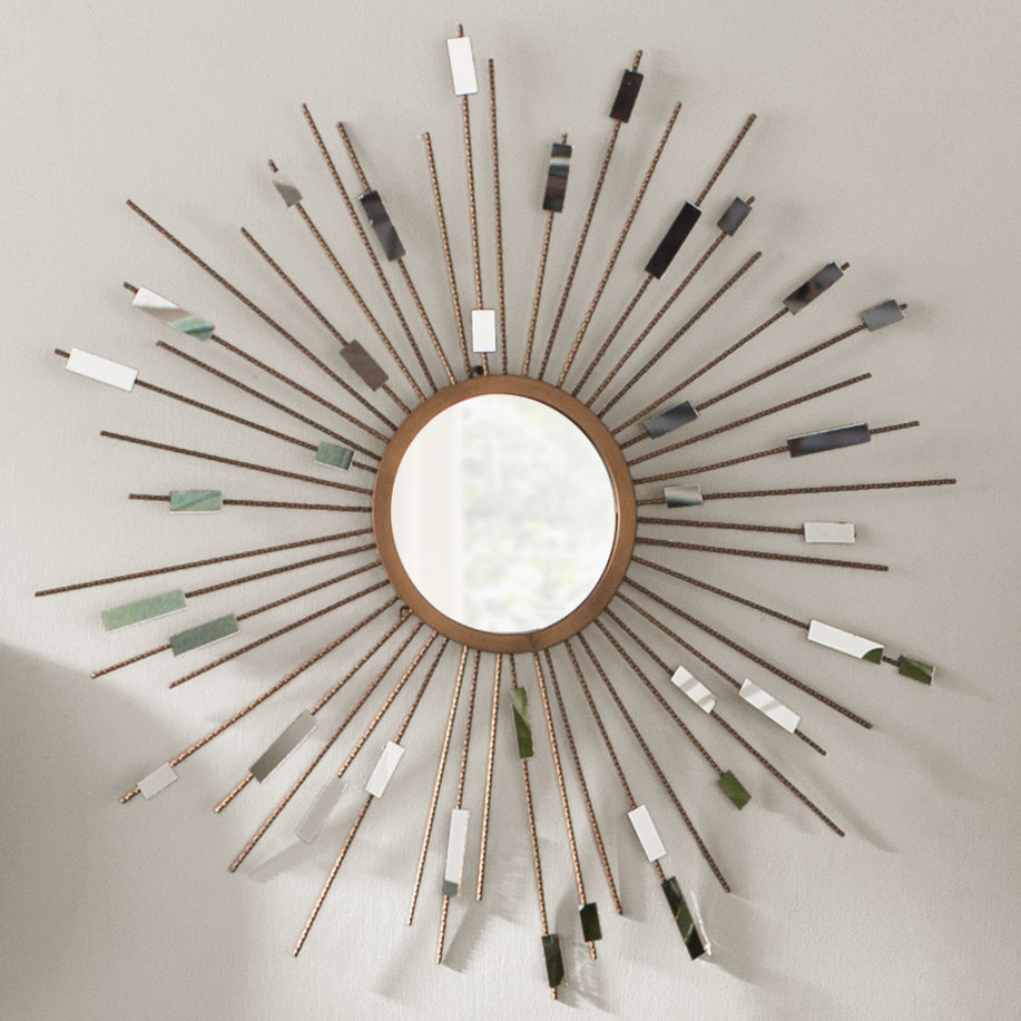 Featured Image of Orion Starburst Wall Mirrors
