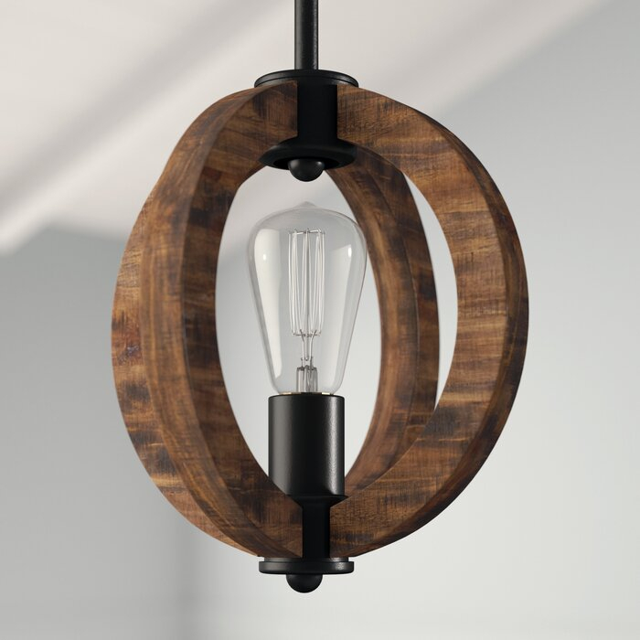 Orly 1 Light Single Globe Pendant With Regard To Kilby 1 Light Pendants (View 20 of 25)