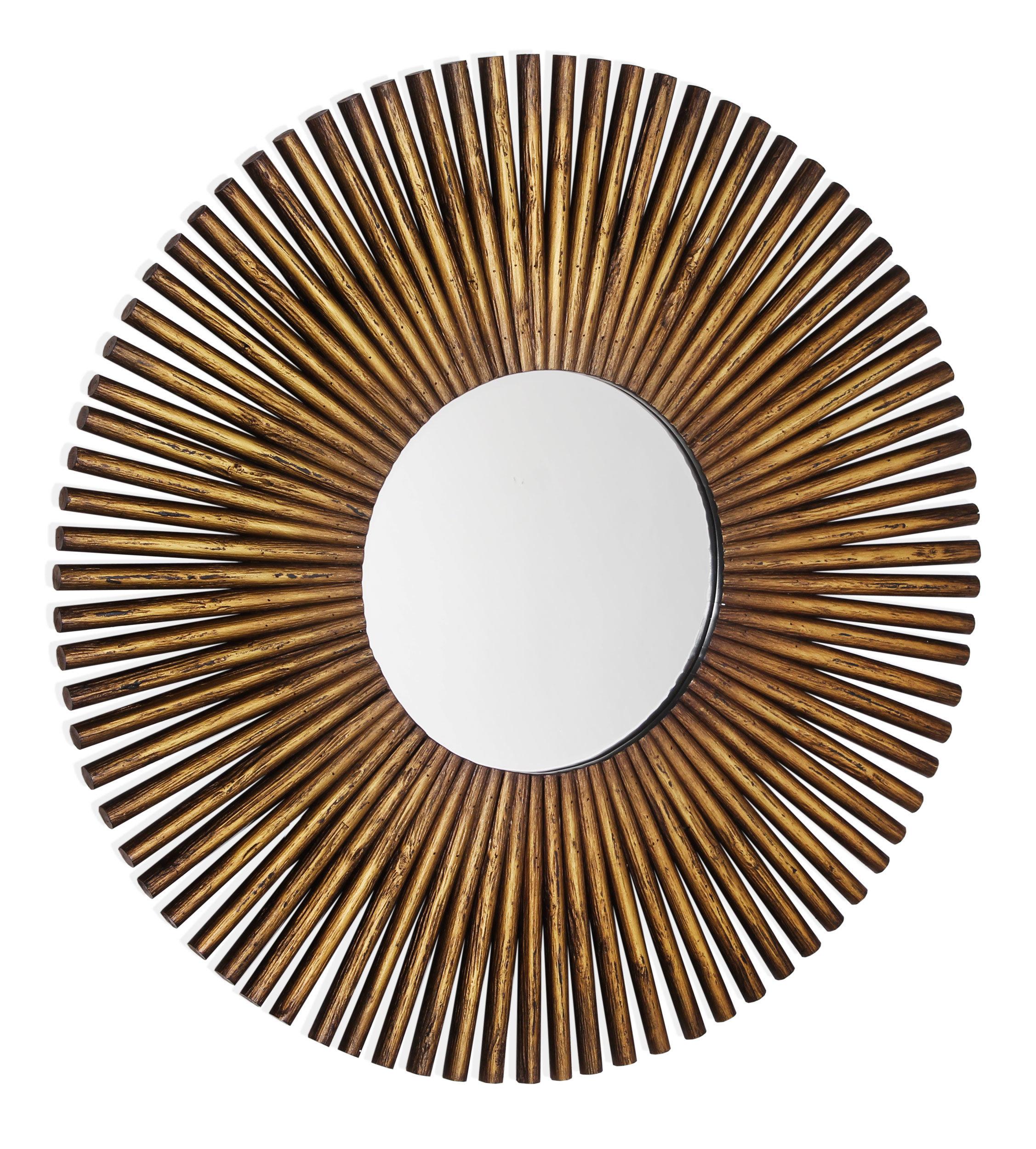 Orwin Wall Mirror Regarding Dandre Wall Mirrors (View 11 of 20)