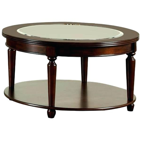 Oval Cherry Coffee Table – Caseyderbyshire (Image 38 of 50)
