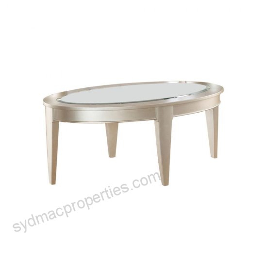 Oval Cocktail Table, Merlot – Coffee Tables Simmons For Winslet Cherry Finish Wood Oval Coffee Tables With Casters (View 22 of 25)