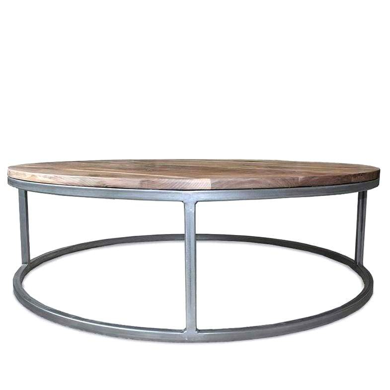 Oval Metal Coffee Table – Allathomehealth (View 10 of 25)