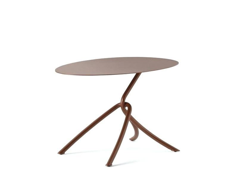 Oval Metal Coffee Table – Allathomehealth (View 6 of 25)