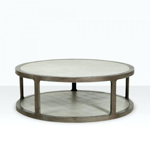 Oval Metal Coffee Table – Lavettespeier (View 15 of 25)