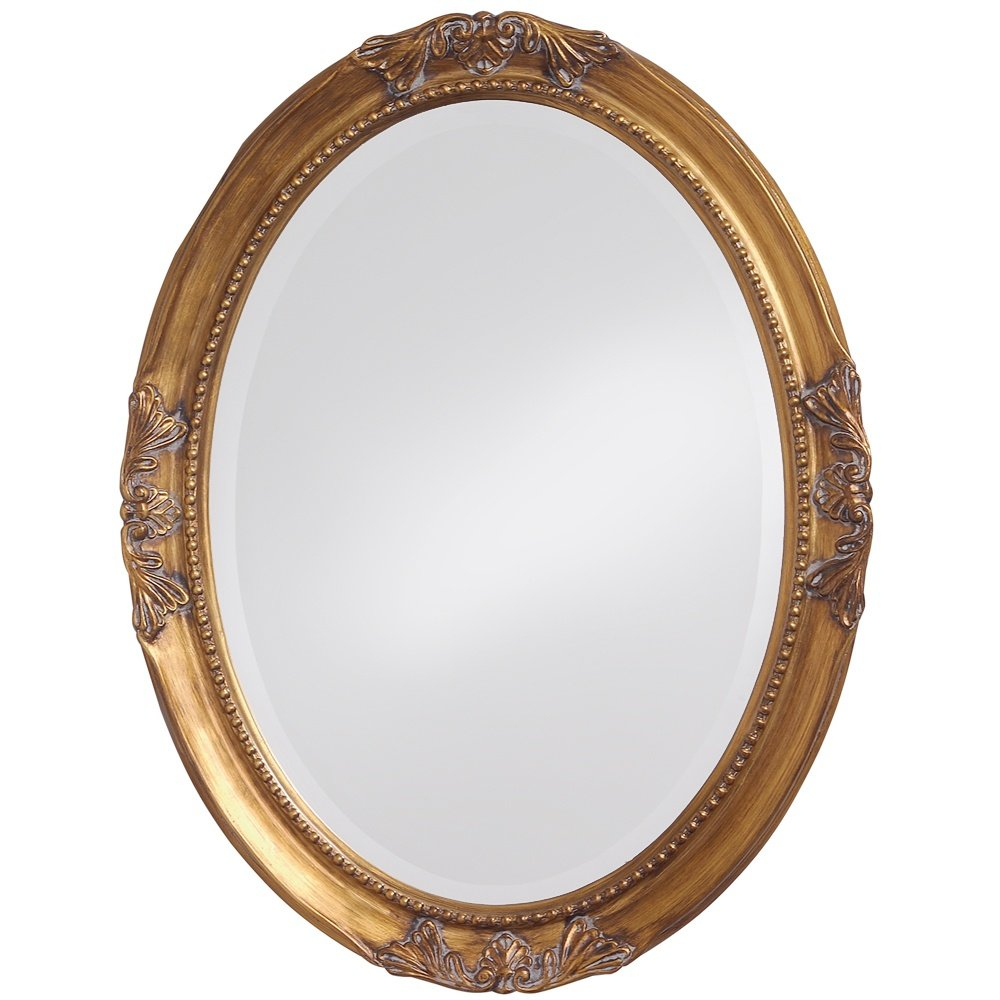 Oval Wood Wall Mirror With Regard To Oval Wood Wall Mirrors (View 5 of 20)