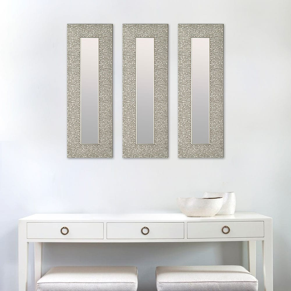 Paola Mosaic Accent Mirror – Mirrors – Wall Decor – Decor Pertaining To Trigg Accent Mirrors (View 15 of 20)