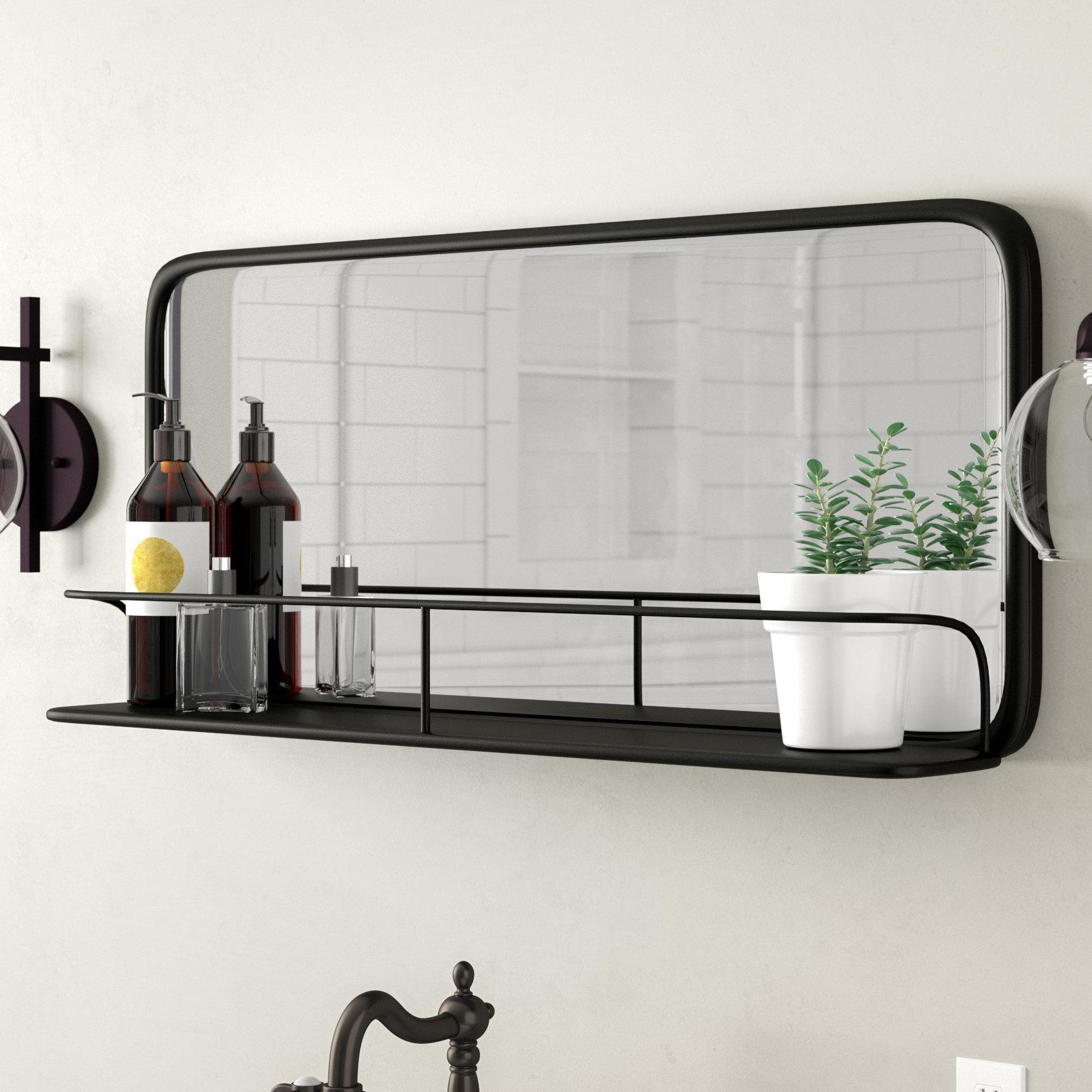 Peetz Modern Rustic Accent Mirror For Peetz Modern Rustic Accent Mirrors (Image 13 of 20)