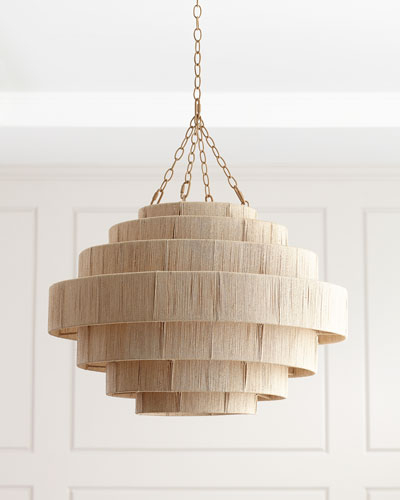 Pendant Lighting At Horchow With Regard To Jill 4 Light Drum Chandeliers (Image 18 of 20)