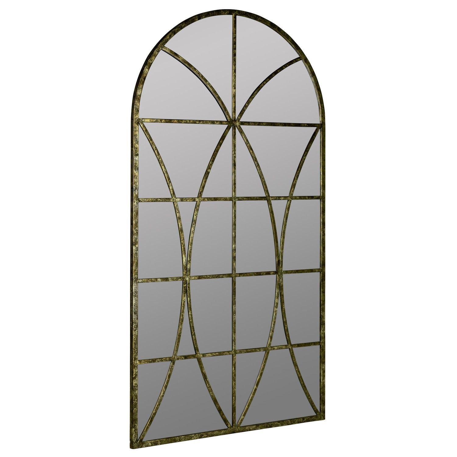 Phineas Wall Mirror | Outdoor Living | Decor, Wood Framed Regarding Phineas Wall Mirrors (Image 13 of 20)