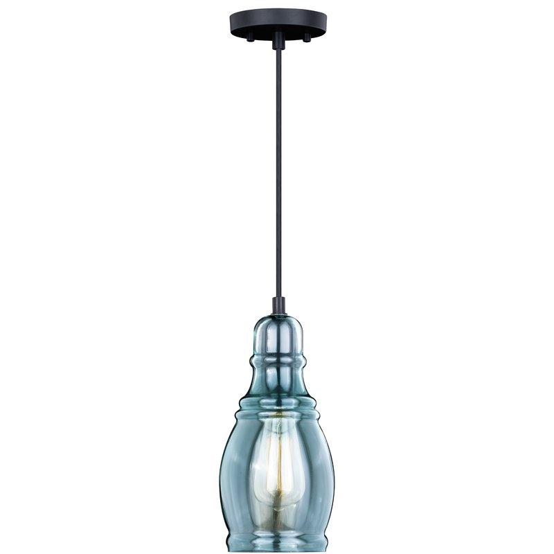 Pickett 1 Light Single Bell Pendant With Regard To 1 Light Single Bell Pendants (Image 16 of 25)