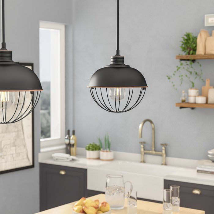 Pin On Donna's Dream House Throughout Vintage Edison 1 Light Bowl Pendants (View 6 of 25)