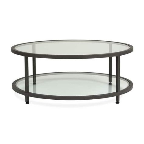 Pinterest – Пинтерест Regarding Carbon Loft Heimlich Pewter Steel/glass Round Coffee Tables (View 16 of 25)