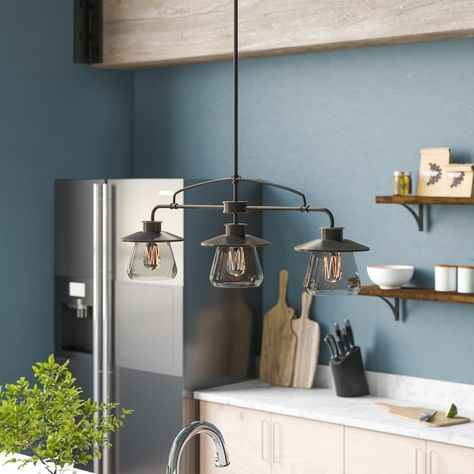 Pinterest – Пинтерест Throughout Cinchring 4 Light Kitchen Island Linear Pendants (View 17 of 25)