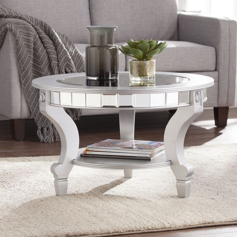 Pinterest – Пинтерест Throughout Silver Orchid Olivia Mirrored Coffee Cocktail Tables (View 4 of 25)