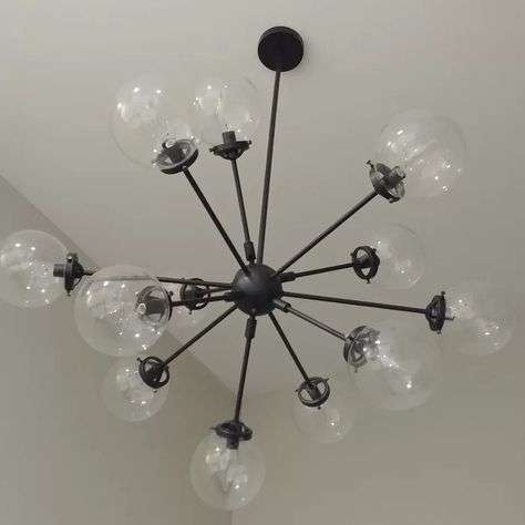 Pinterest – Пинтерест With Asher 12 Light Sputnik Chandeliers (View 15 of 20)