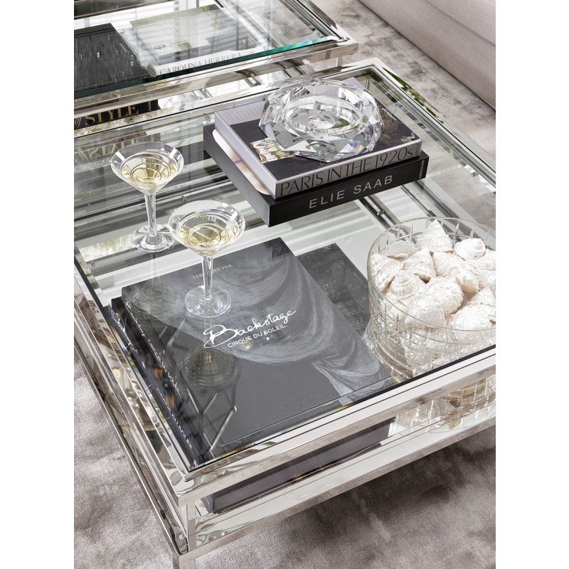 Pinvera Zhi On Decor | H In 2019 | Center Table Living Pertaining To Strick & Bolton Florence Chrome Coffee Tables (Image 7 of 25)