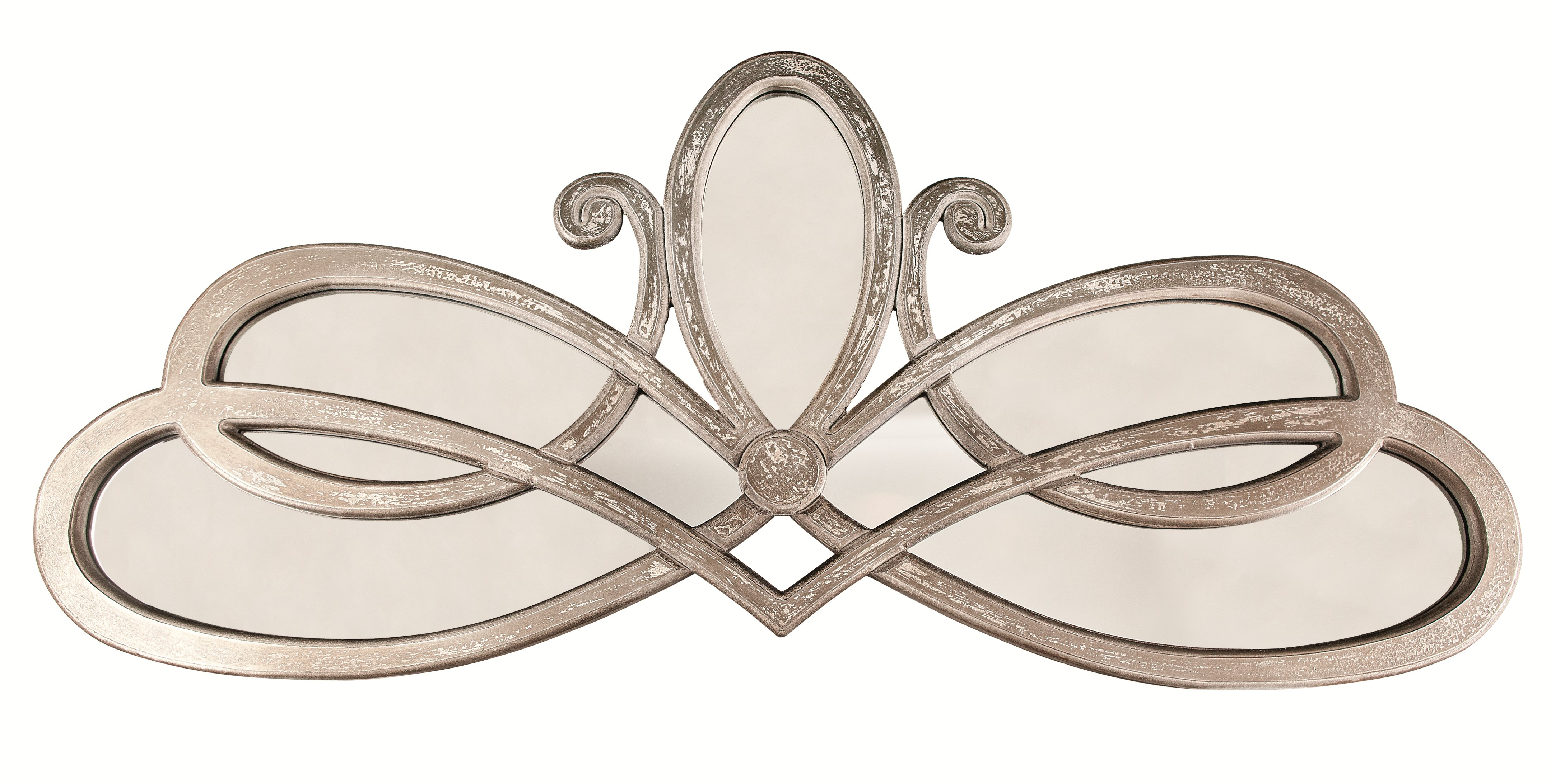 Polen Traditional Wall Mirror Throughout Alissa Traditional Wall Mirrors (View 11 of 20)