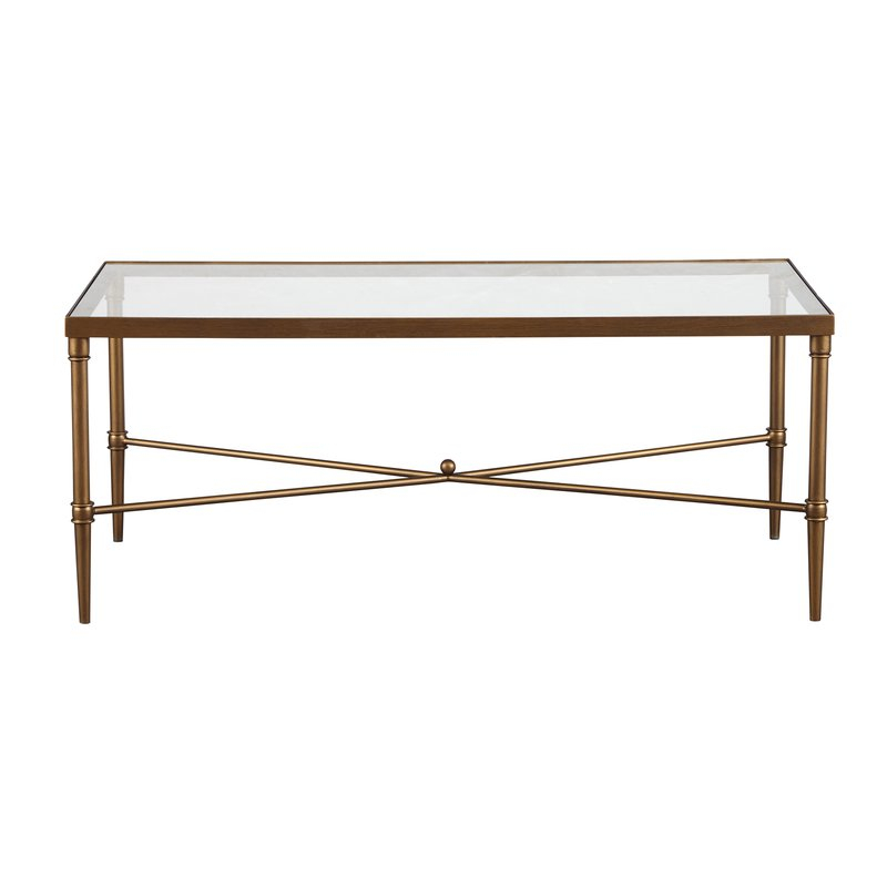 Porter Coffee Table For Madison Park Susie Coffee Tables 2 Color Option (View 8 of 25)