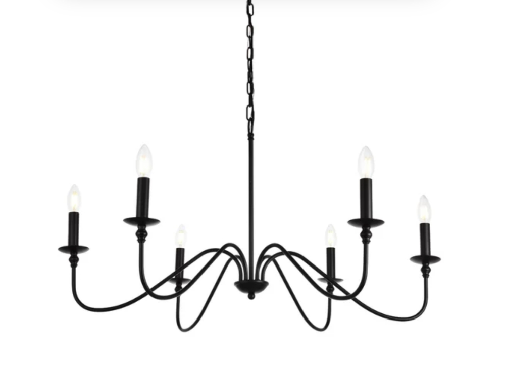 Pottery Barn Lighting Look Alikes For Less! — Trubuild With Regard To Hamza 6 Light Candle Style Chandeliers (View 17 of 20)