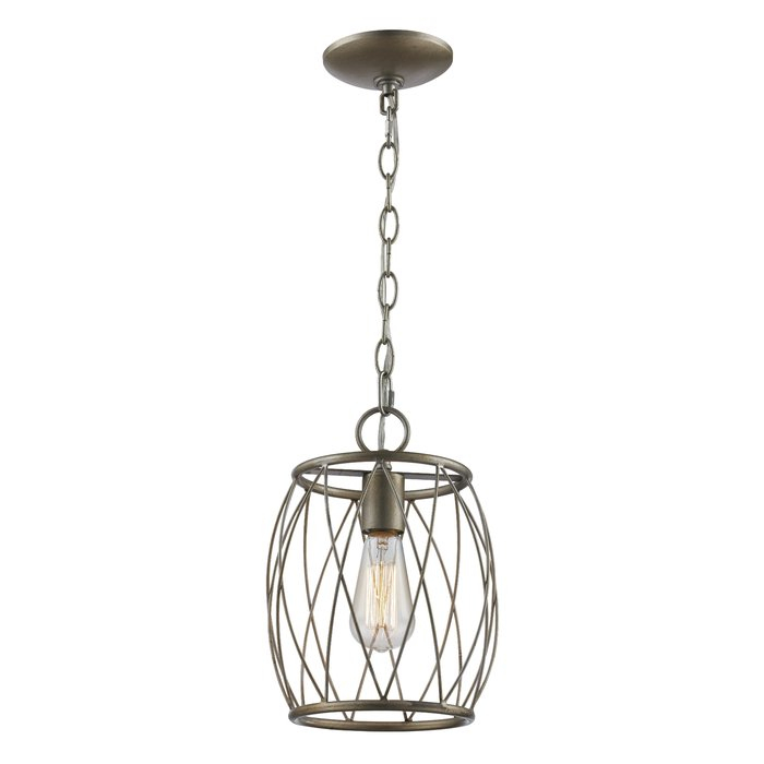 Featured Image of Poynter 1 Light Single Cylinder Pendants