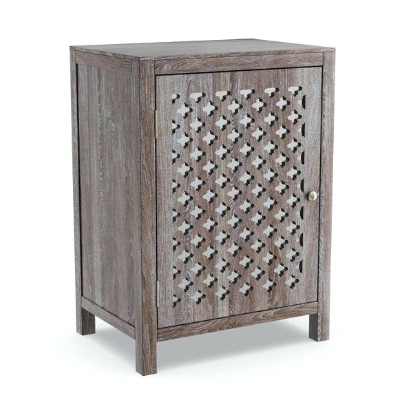 Quatrefoil End Table – Tprojectmodern (View 17 of 50)