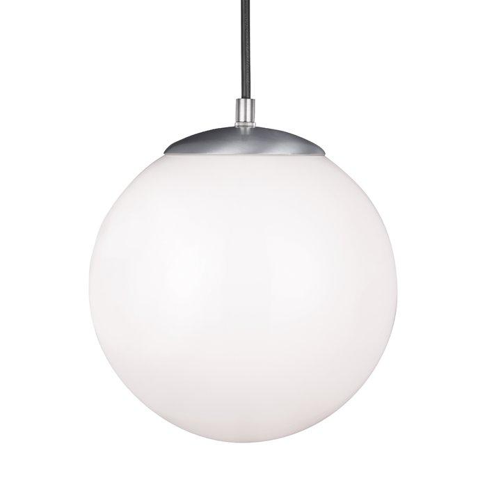 Quinn 1 Light Led Globe Pendant Within Gehry 1 Light Single Globe Pendants (View 25 of 25)
