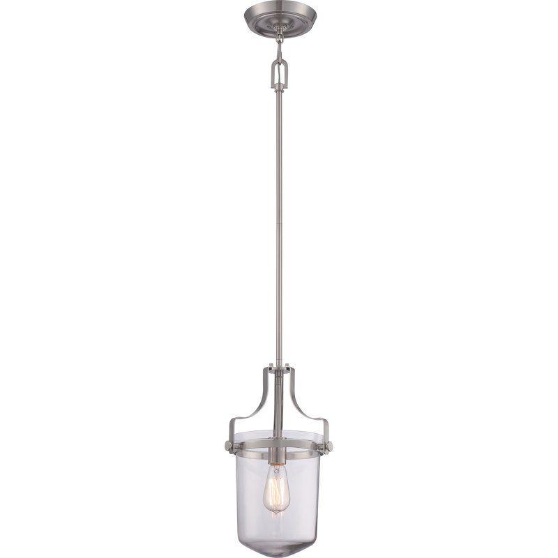 Quoizel Upps1510 | Basement | Mini Pendant Lights, Mini Intended For Vintage Edison 1 Light Bowl Pendants (View 13 of 25)
