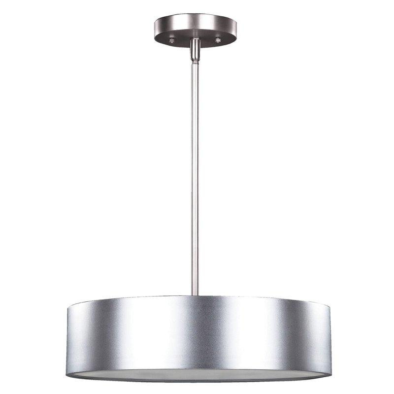 Featured Image of Radtke 3 Light Single Drum Pendants
