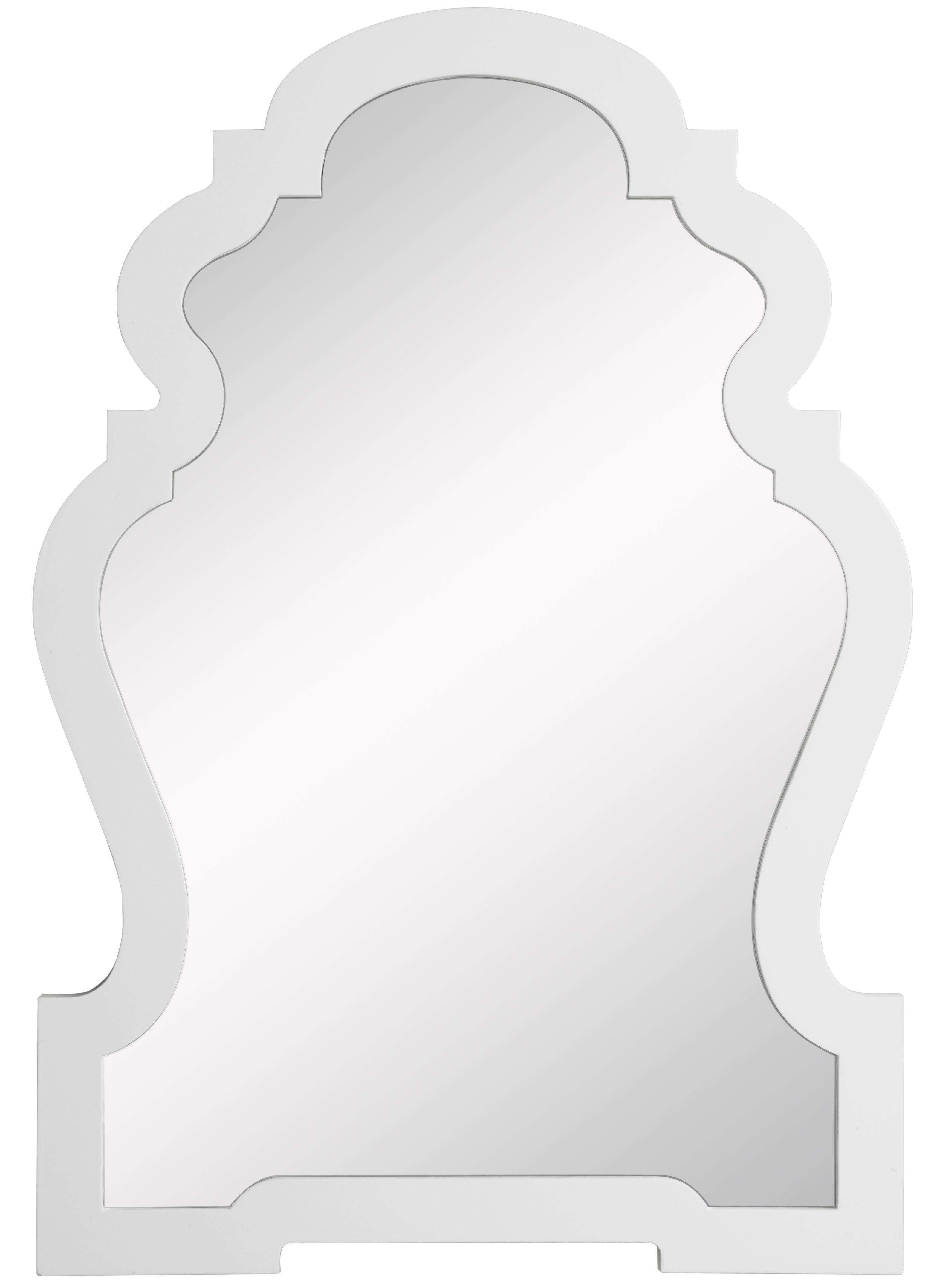 Reba Accent Wall Mirror Regarding Reba Accent Wall Mirrors (View 3 of 20)
