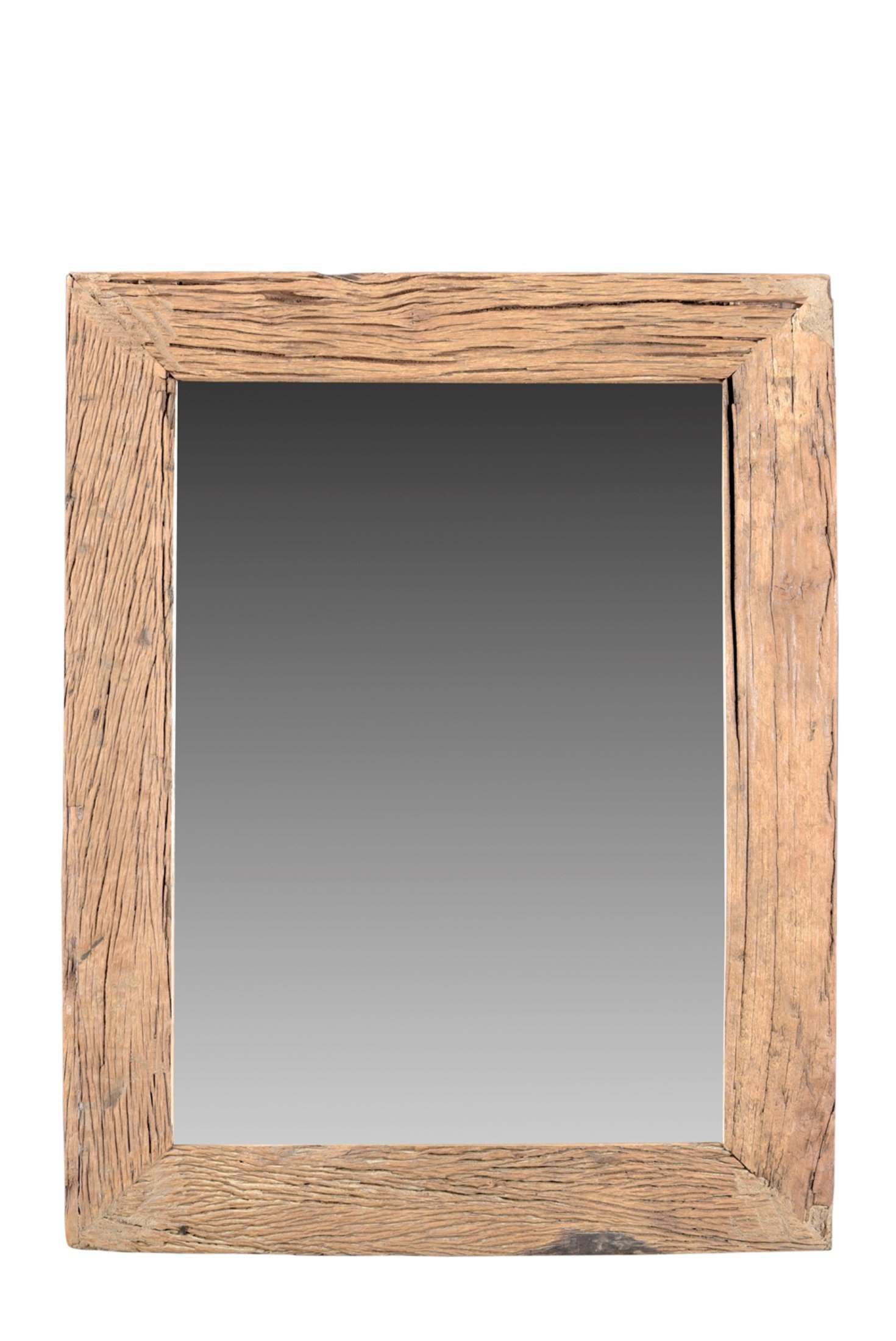 Reclaimed Mirror | Wayfair Throughout Booth Reclaimed Wall Mirrors Accent (Image 16 of 20)
