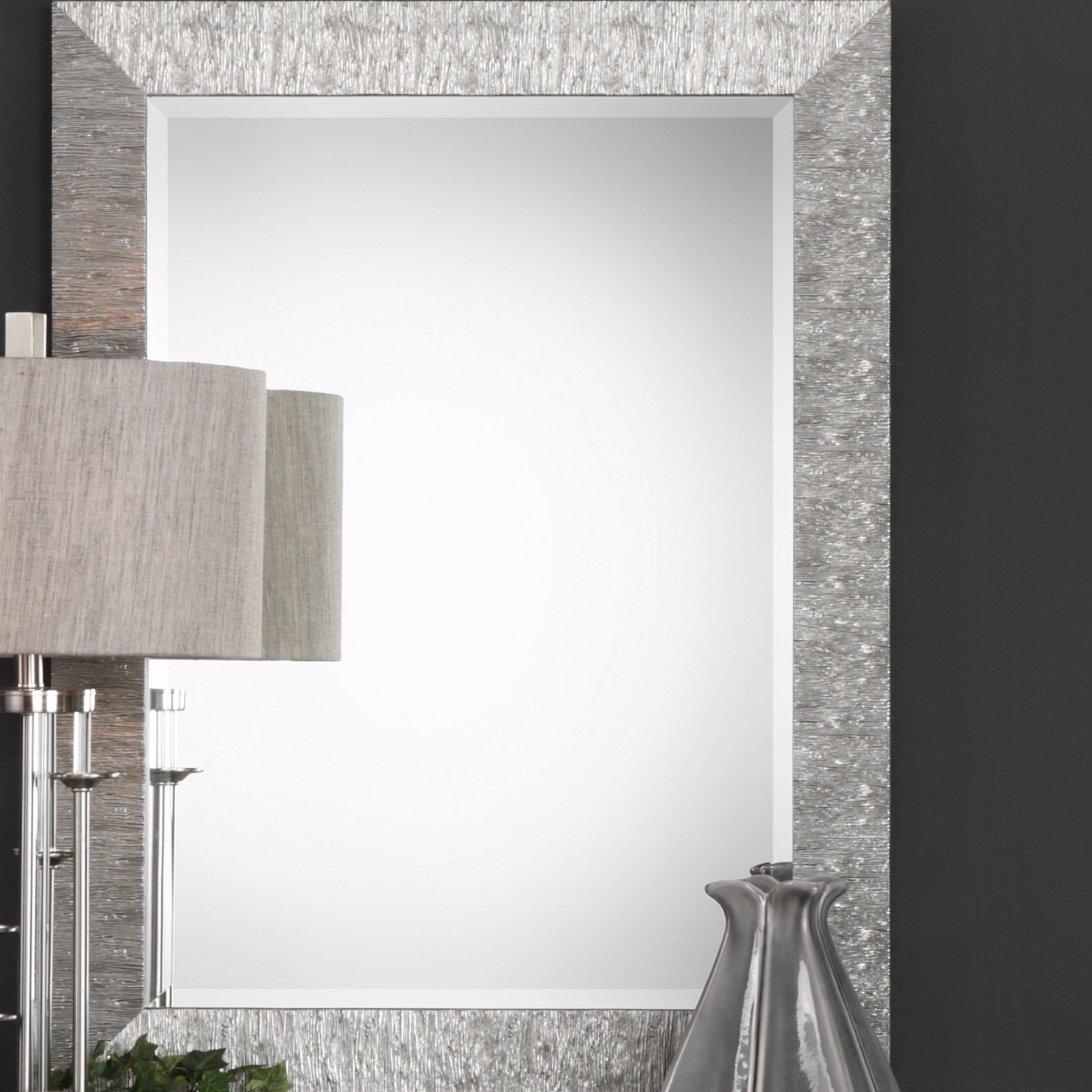 Rectangle Accent Mirror With Abdul Accent Mirrors (View 2 of 20)