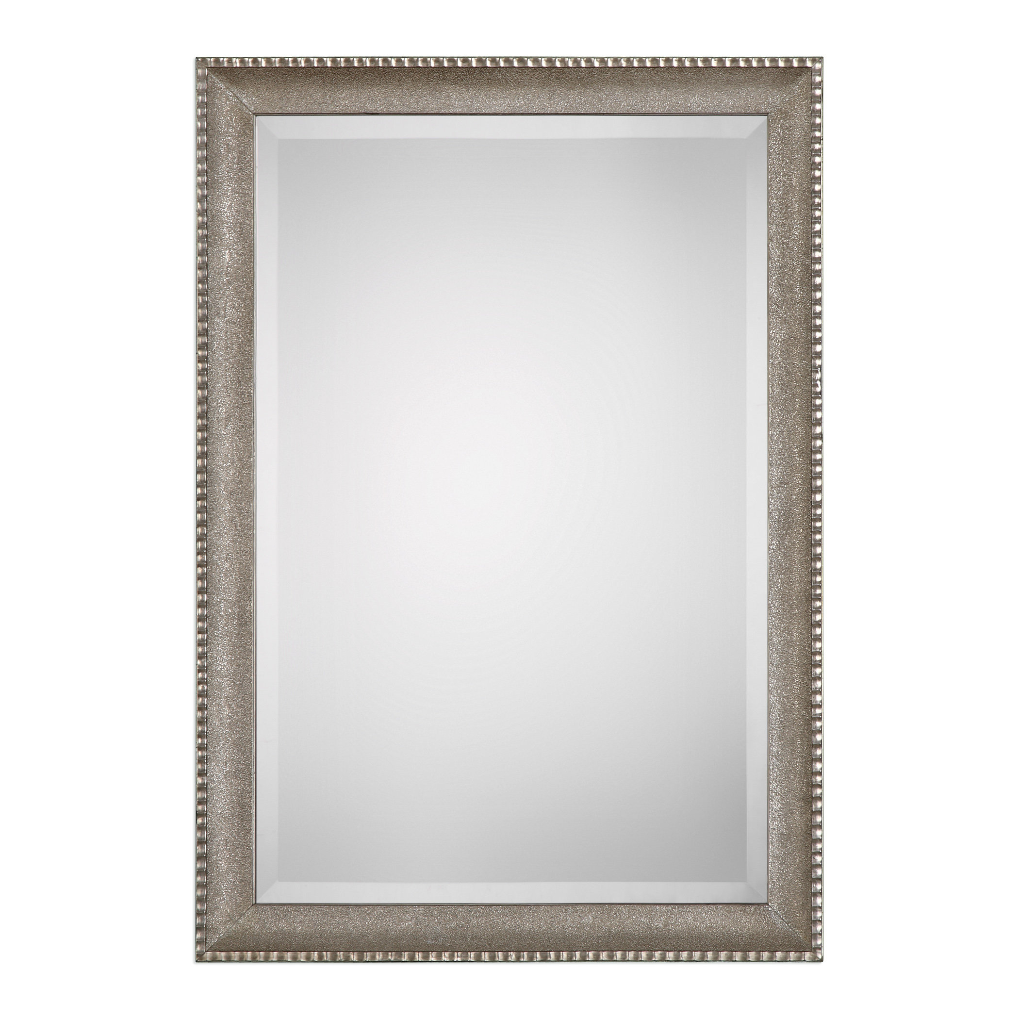 Rectangle Framed Accent Mirror In Willacoochee Traditional Beveled Accent Mirrors (Image 11 of 20)