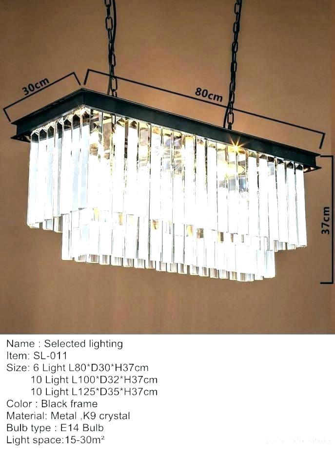 Rectangular Light Fixtures – Destinyfrisby (View 15 of 20)