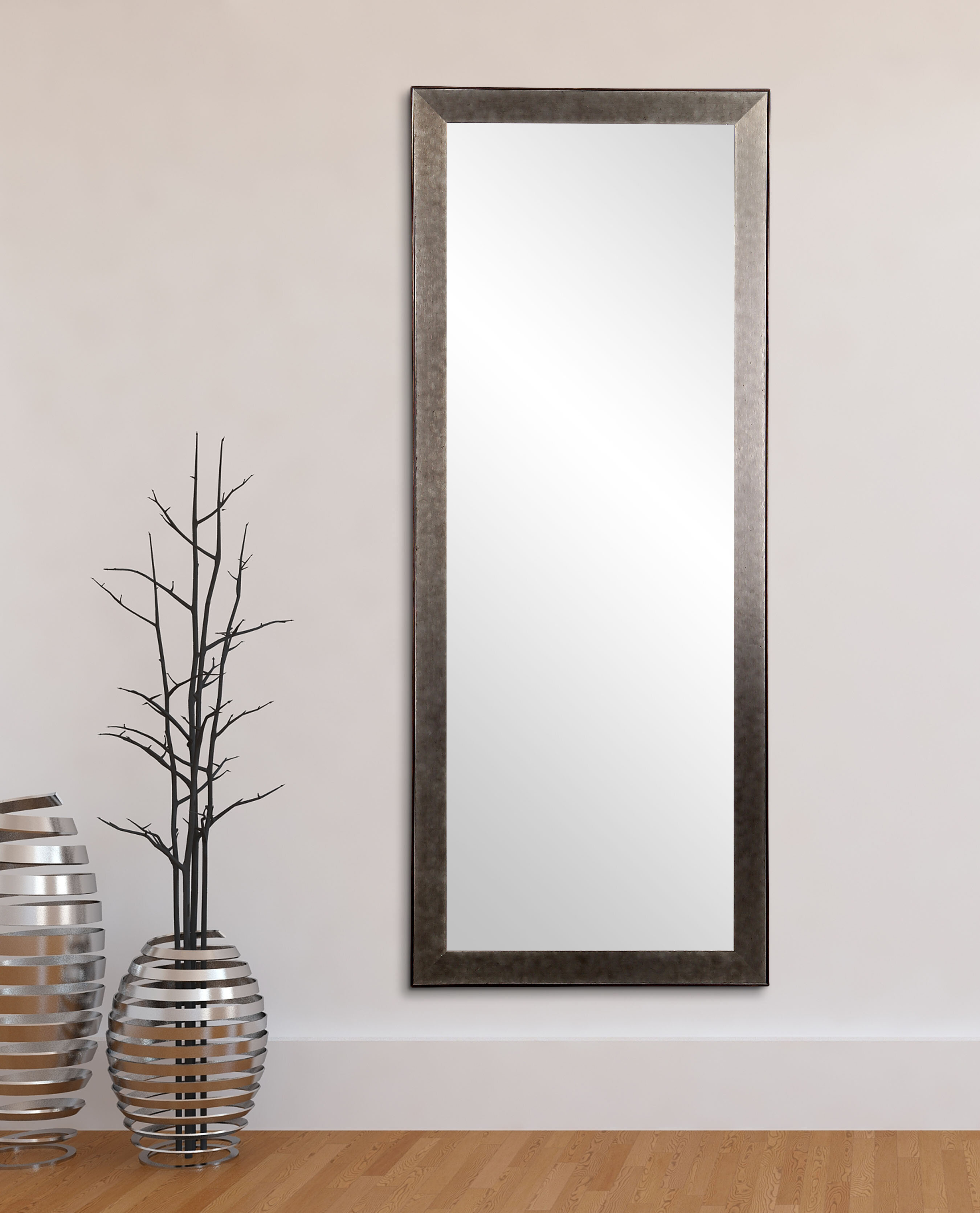Regan Industrial Full Length Mirror Within Industrial Full Length Mirrors (View 2 of 20)