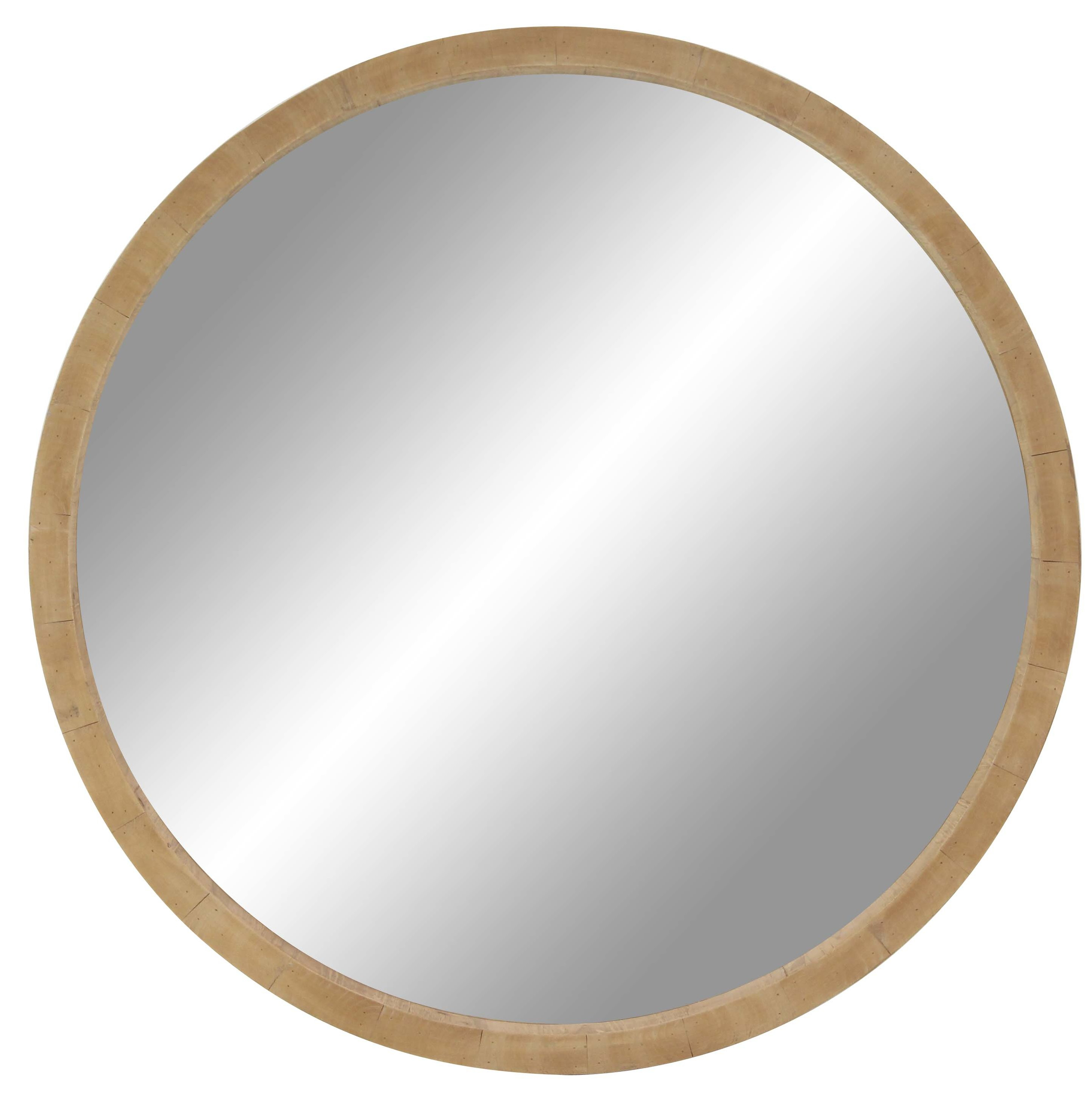Rigdon Rustic Accent Mirror For Loftis Modern & Contemporary Accent Wall Mirrors (View 18 of 20)