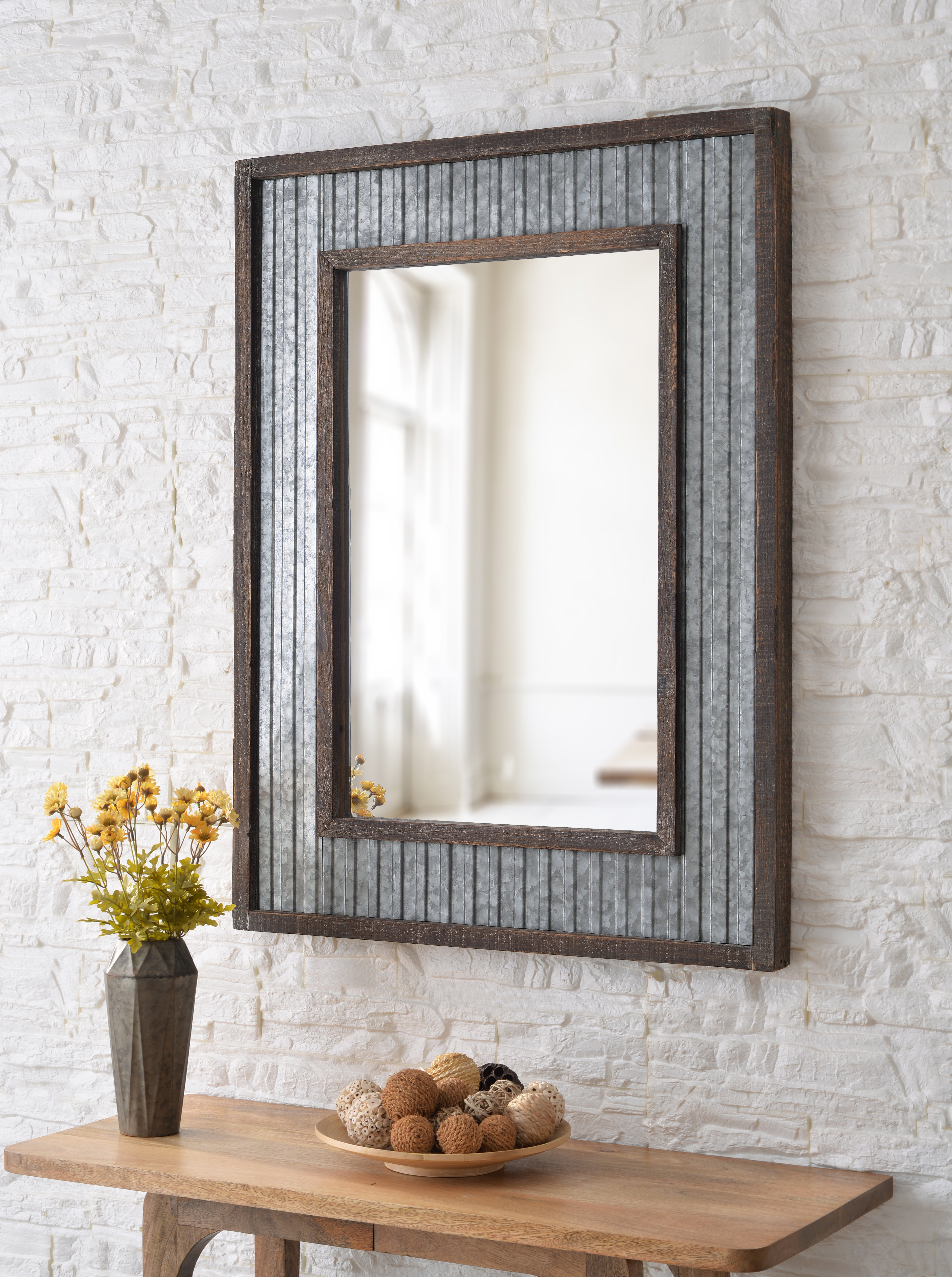 Roby Accent Mirror Intended For Bartolo Accent Mirrors (Image 13 of 20)