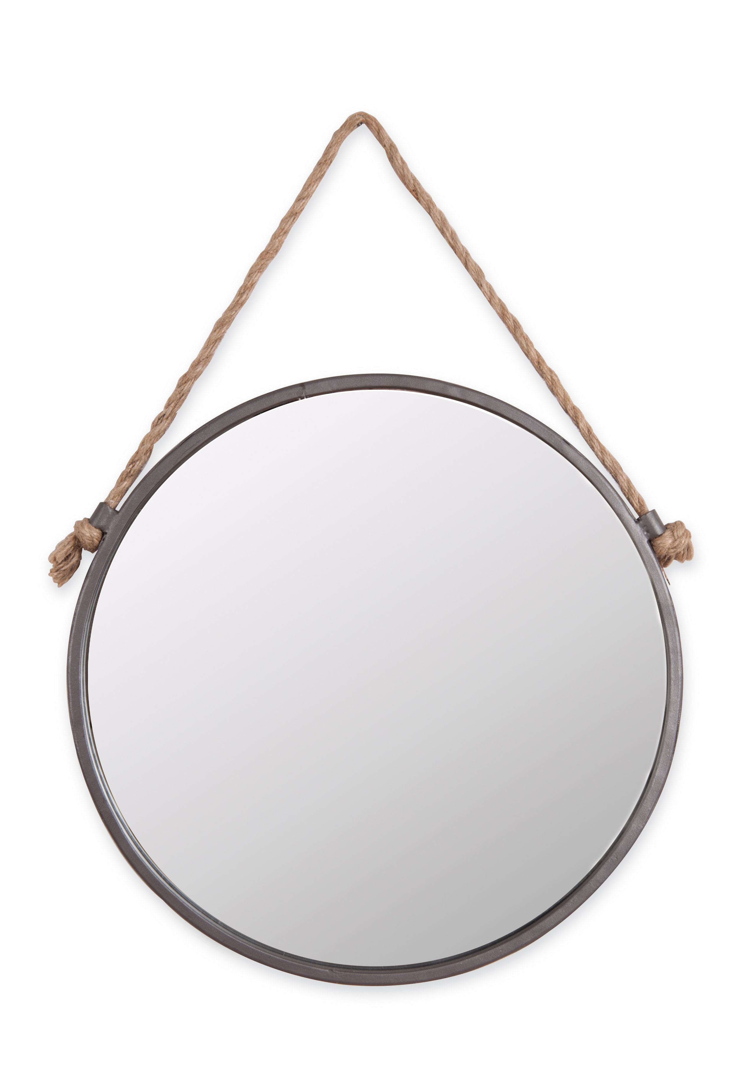 Rope Accent Mirror For Knott Modern & Contemporary Accent Mirrors (Image 20 of 20)