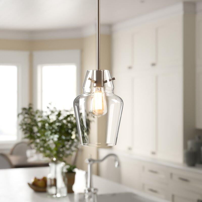 Roslindale 1 Light Single Bell Pendant Intended For Roslindale 1 Light Single Bell Pendants (View 5 of 25)