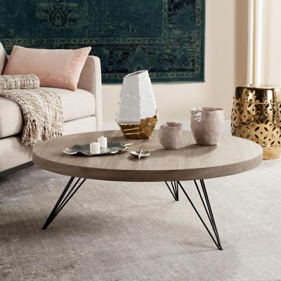 Round – Coffee Tables – Accent Tables – The Home Depot Intended For Simple Living Manhattan Coffee Tables (View 18 of 25)